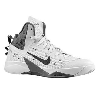 Nike Zoom Hyperfuse 2013   Mens   Basketball   Shoes   Light Crimson/Wolf Grey/Black