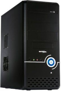 SENTEY Classic Series CS1 1398 Mid Tower Computer Case w/ Power Supply BCP450 OC / SECC 0.5mm / 2 x USB 2.0 / 80mm Fan / ATX / MICRO ATX Computers & Accessories