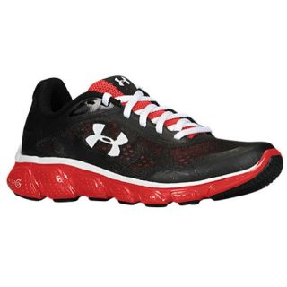 Under Armour Micro G Pulse   Boys Grade School   Running   Shoes   Red/Black/Metallic Gold