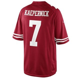 Nike NFL Limited Jersey   Mens   Football   Clothing   San Francisco 49ers   Kaepernick, Colin   Red