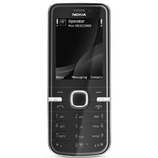 Unlocked Nokia 6730 Classic 3G GPS Quadband Phone (Black)  international phone Cell Phones & Accessories