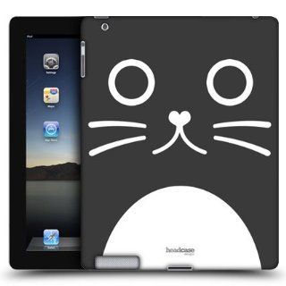 Head Case Catalina The Cat Cartoon Animal Face Back Case Cover For Apple iPad 2 Computers & Accessories