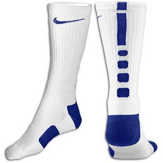 Nike Elite Basketball Crew Socks   Mens   Basketball   Accessories   White/New Orchid
