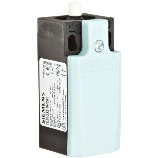 Siemens 3SE5 232 0HC05 International Limit Switch Complete Unit, Plastic Enclosure, 31mm Width, Rounded PTFE Plunger, Snap Action Contacts, Integrated, NO + 1 NC Contacts