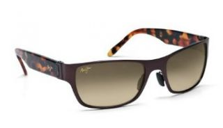 Maui Jim HS243 20 Tortoise Kamuela Wayfarer Sunglasses Polarised Clothing
