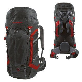 Mammut Heron Pro 70 Backpack   Men's Backpacks LONG Black/Fire Sports & Outdoors