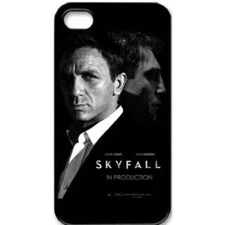 Design Movie Skyfall Iphone 4/4s Case Cover New Design Best Iphone Cases Covers Showe e279 Cell Phones & Accessories