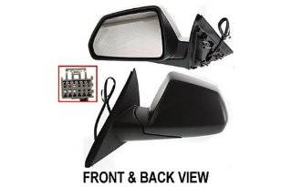 Cadillac CTS Driver Side Replacement Heated Power Side Mirror Automotive