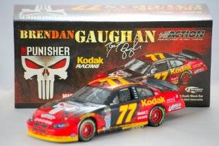 2004   Action   NASCAR   Brendan Gaughan #77   Kodak / The Punisher   Dodge Intrepid Club Car   #285 of 288   124 Scale   Die Cast   Limited Edition   New Toys & Games