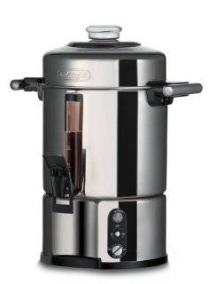 DeLonghi DCU500T 50 Cup Capacity Stainless Steel Coffee Urn Kitchen & Dining