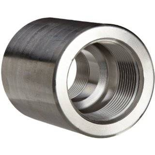 304/304L Forged Stainless Steel Pipe Fitting, Reducing Coupling, Class 3000, NPT Female X NPT Female
