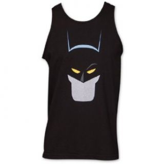 Batman Face Tank Top Shirt Clothing