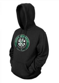Flogging Molly Four Leaf Clover Logo Irish Adult Pullover Hoodie Select Shirt Size Small Clothing