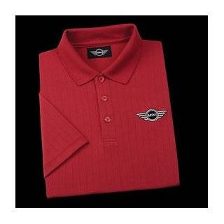 MINI Cooper Men's Recycled Polo  Red  Size XXL Automotive