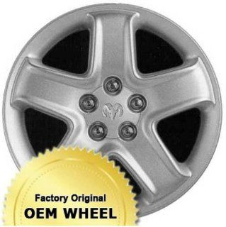 DODGE STRATUS 16x6.5 5 SPOKE Factory Oem Wheel Rim  CHROME   Remanufactured Automotive