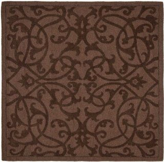 Safavieh Rugs Impressions 341A Square 6.00 x 6.00 Area Rug