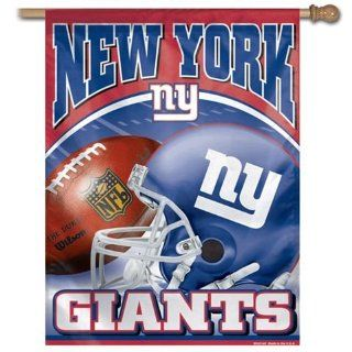 New York Giants NY Vertical House Flag Banner Sports & Outdoors