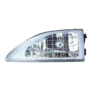 Eagle Eyes FR354 B001R Ford Passenger Side Head Lamp Assembly Automotive