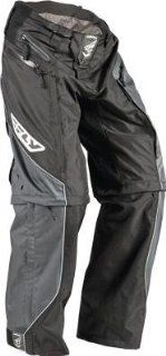 Fly Racing Patrol Boot Cut Pants , Distinct Name Black/Gray/White, Primary Color Black, Size 28, Gender Mens/Unisex 366 63028 Automotive