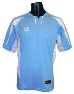 Kelme Celta Custom Soccer Jerseys  373 SKY BLUE/WHITE AXL Sports & Outdoors