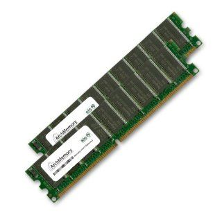 1GB Kit (2 x 512MB) ECC RAM for the Dell Precision Workstation 380 and 390 (DDR2 667, PC2 5300) Upgrade by Arch Memory Computers & Accessories