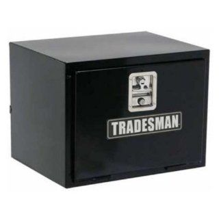 Tradesman (TSTUB30BK) Truck Tool Box, Steel, Black Automotive