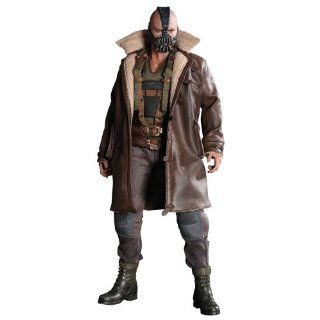 Hot Toys   Bane 1/6 Scale Action Figure Batman The Dark Knight Rises Movie Masterpiece Toys & Games