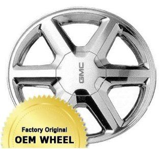 GMC ENVOY 18X8 6 SPOKE Factory Oem Wheel Rim  POLISHED   Remanufactured Automotive