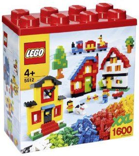 LEGO Basic set 5512 XXL Box (1600pcs) Toys & Games