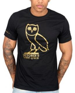 Tru Designz Men's Classic Tour OVO Owl T Shirt YMCMB Young Money Lil Wayne Tyga Clothing