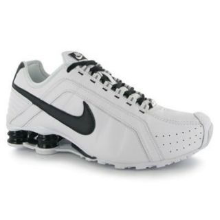 Nike Trainers Shoes Mens Shox Junior White Sports & Outdoors