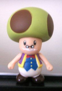 "3.5"" Super Mario Character Figure Collection ~GRANDPA TOAD~"