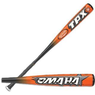 Louisville Slugger Omaha Scandium XS TPX SL Bat ( sz. 28 )  Baseball Bats  Sports & Outdoors