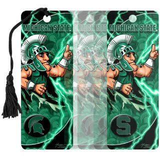 NCAA Michigan State Spartans 3D Bookmark   Ornament Hanging Stands