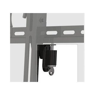 Anti Theft Locking Tilt TV Wall Mount Bracket for Sharp LC 40LE433U LED HDTV TV**Key Locking** Electronics