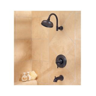 Price Pfister Ashfield Tub Faucet and Shower with Trim   R89 8YPY