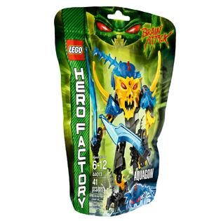 LEGO Hero Factory Brain Attack AQUAGON   Toys & Games   Blocks & Building Sets   Building Sets