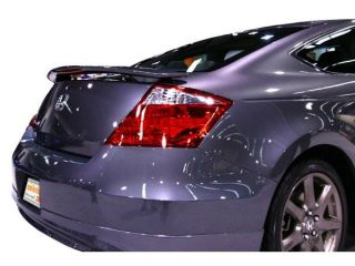 Painted 2008 2012 Honda Accord Coupe Spoiler Factory Style