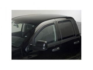 Dodge Ram Mega Cab Tinted Element Window Visors