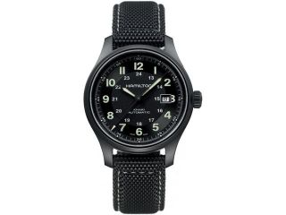 Hamilton Khaki Field Titanium Mens Watch H70575733