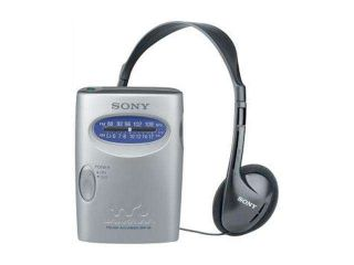 SONY AM/FM Walkman Radio SRF 59 SILVER