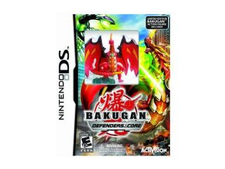 Bakugan Battle Brawlers: Defenders of the Core Collector Edition Nintendo DS Game Activision