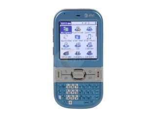 Palm Centro Blue Unlocked Cell Phone w/ 1.3 MP Camera / Full QWERTY Keyboard / Bluetooth (690)