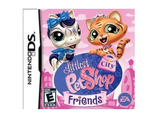 Littlest Pet Shop: City Friends Nintendo DS Game EA