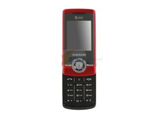 "Samsung SGH A777 Red 3G Unlocked GSM Smart Phone w/ 3.0"" Screen / Bluetooth v2.0 with A2DP / Voice Memo (SGH A777)"