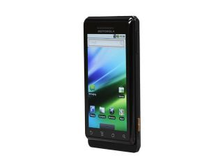 "Motorola DROID Milestone Unlocked GSM Smart Phone w/ Android OS / 3.7"" Touch Screen / QWERTY Keyboard / 5MP Camera (XT720)"