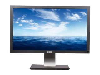 "Dell UltraSharp U2711 IPS Panel Black 27"" 6ms WQHD HDMI Swivel & Height Adjustable Widescreen LCD Monitor with PremierColor 350 cd/m2 80000:1 (1000:1)"