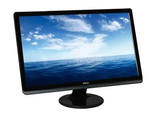 "Dell ST2421L Black 24"" 5ms HDMI LED Backlight Widescreen LCD Monitor 250 cd/m2 7,000,000:1"