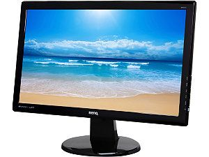 "BenQ GW2255 Black 21.5"" 6ms (GTG) Widescreen LED Backlight LCD Monitor 250 cd/m2 DCR 20,000,000:1 (3000:1)"