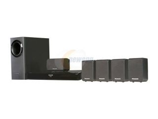 Panasonic SC PT480 DVD Home Theater Sound System